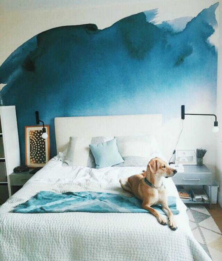 parede-aquarela-para-quarto