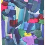 Abstrato - Acrílica - 2018