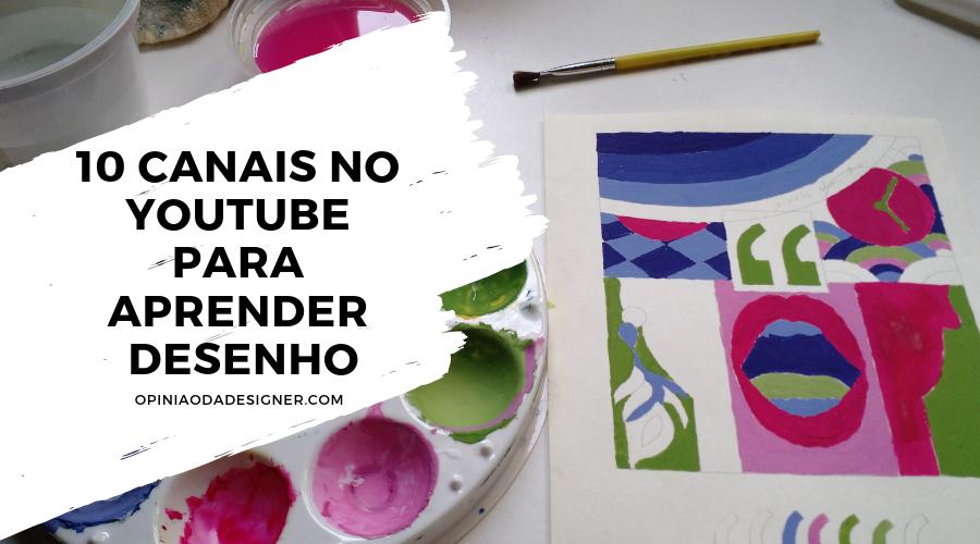 dez canais no youtube para aprender desenho (2)