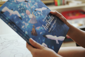 Heikala-art-book
